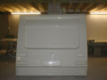 CPS-ABB-004 ABBEY REAR PANEL